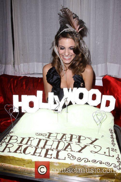 Rachel McCord Rachel McCord's 21st birthday party held...