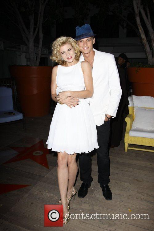 Angel McCord and her fiance Robert Rogoff Rachel...