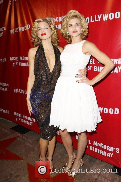AnnaLynne McCord and Angel McCord 1