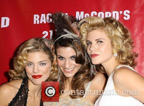 AnnaLynne McCord, Rachel McCord and Angel McCord 9