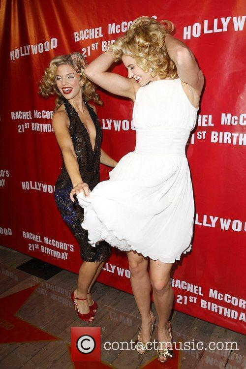AnnaLynne McCord and Angel McCord 4