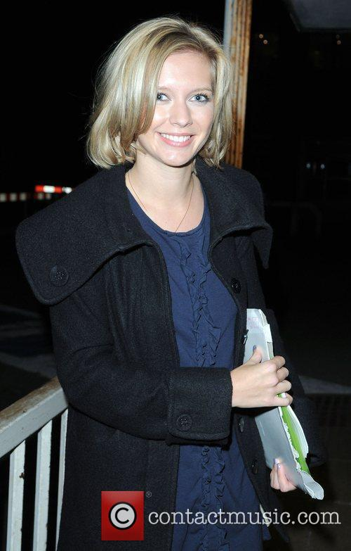 Tv Presenter Rachel Riley 5