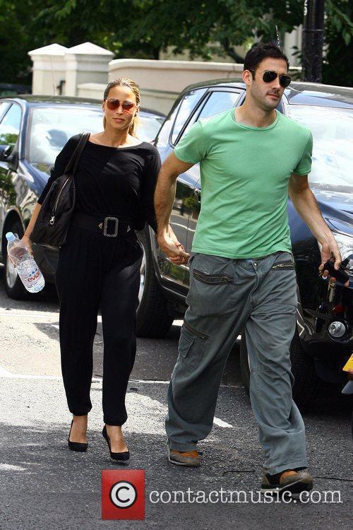 Rachel Stevens and Alex Bourne 3