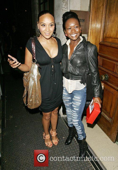 Cherise Roberts and Nadia Shepherd of Booty Luv...