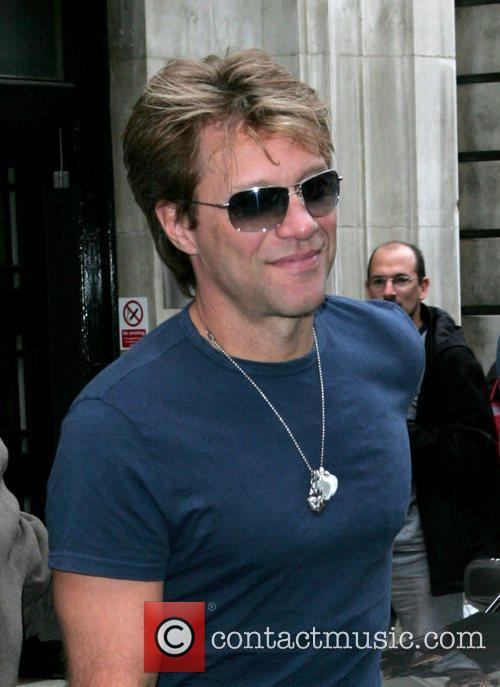 Jon Bon Jovi and Bon Jovi 4