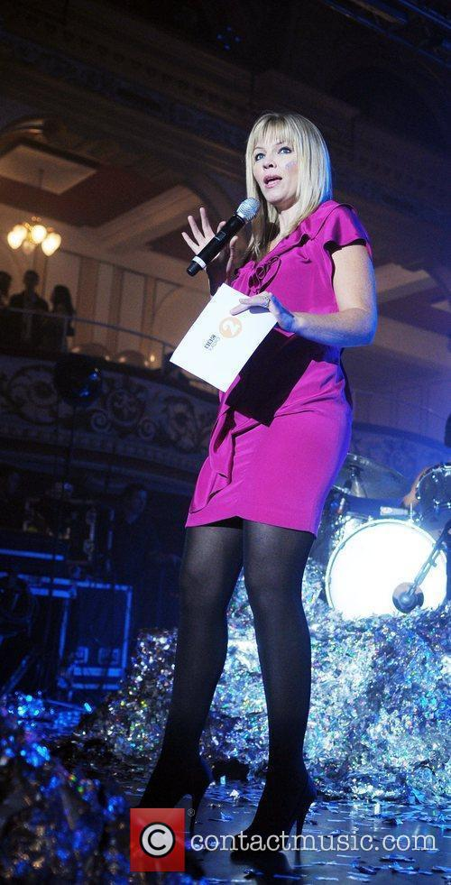 Kate Thornton Presenting The Bbc Radio 2 Live In Blackpool Concert Held At The Empress Ballroom Winter Garden 1
