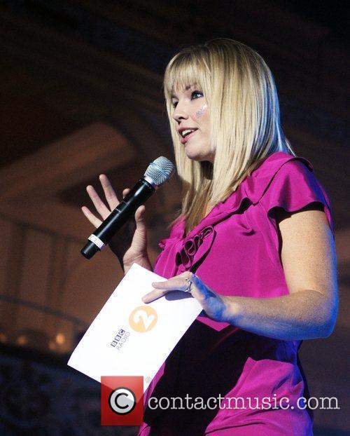 Kate Thornton Presenting The Bbc Radio 2 Live In Blackpool Concert Held At The Empress Ballroom Winter Garden 2