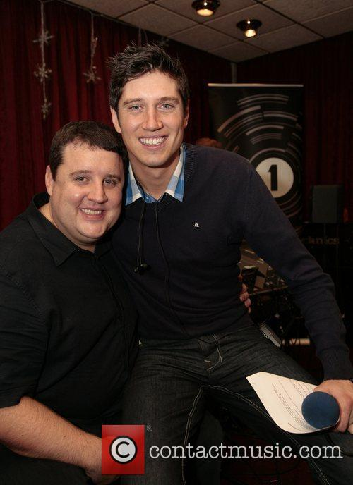 Peter Kay and Vernon Kay 7