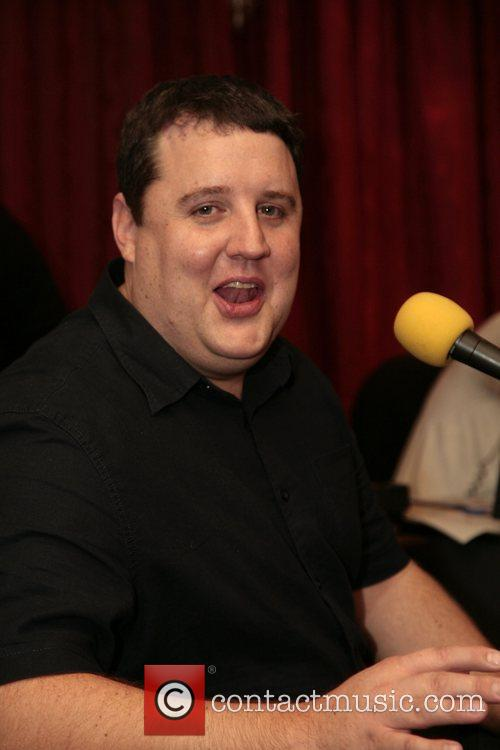 Peter Kay BBC Radio One live broadcast from...