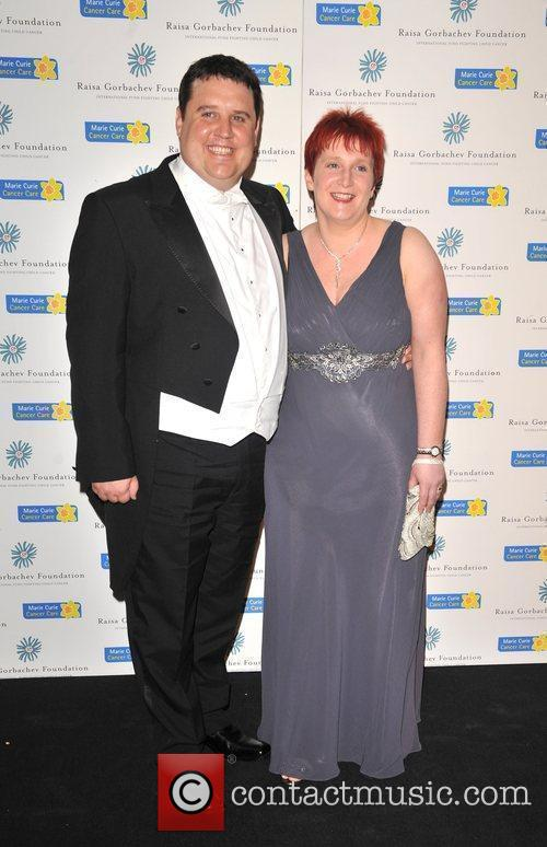 Peter Kay and Susan Kay 2