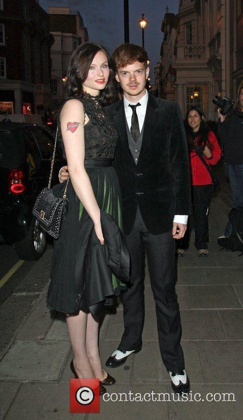 Sophie Ellis-bextor, Richard Jones and Tana Ramsay 1