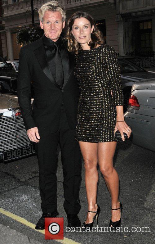 Gordon Ramsay and Tana Ramsay 1