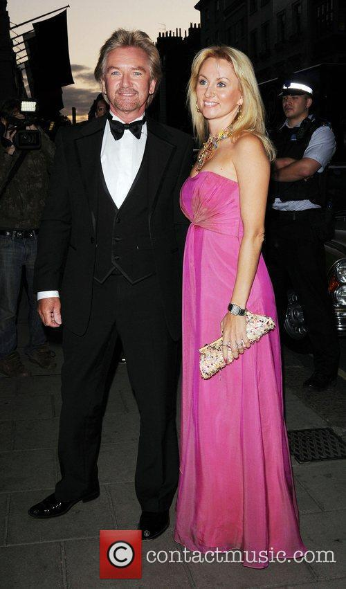 Noel Edmonds and Tana Ramsay 2