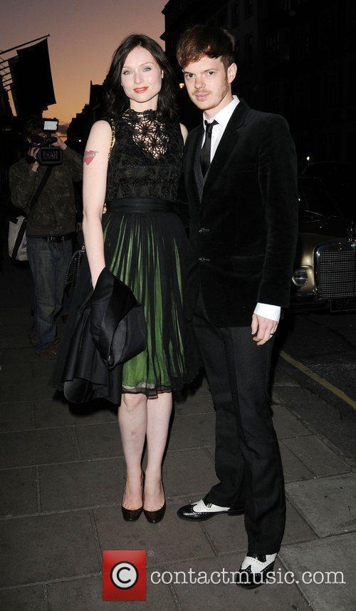 Sophie Ellis-bextor, Richard Jones and Tana Ramsay 2