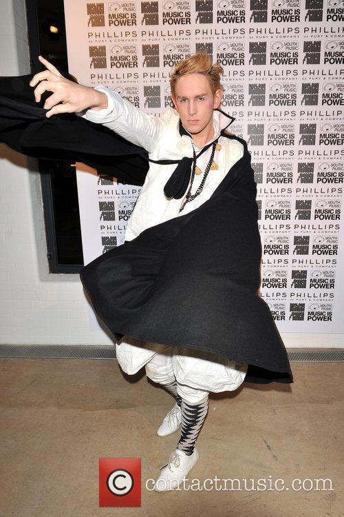 Patrick Wolf Rankin and Youth Music's 'Destroy' Exhibition...