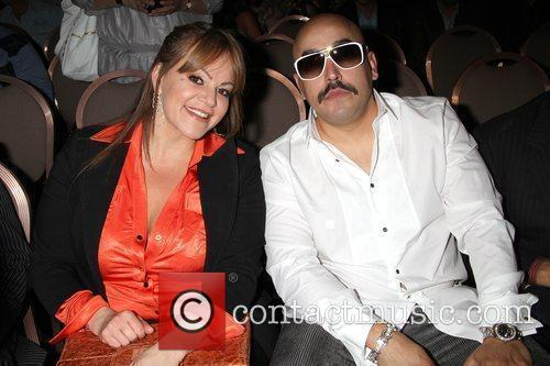 Jenni Rivera and Lupillo Rivera