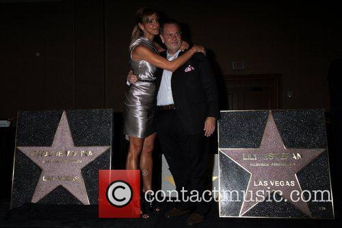 Raul De Molina and Lili Estefan 2