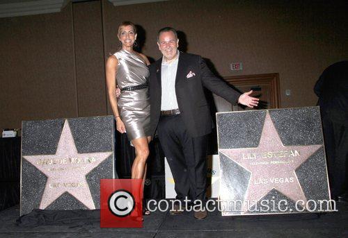 Raul De Molina and Lili Estefan 3
