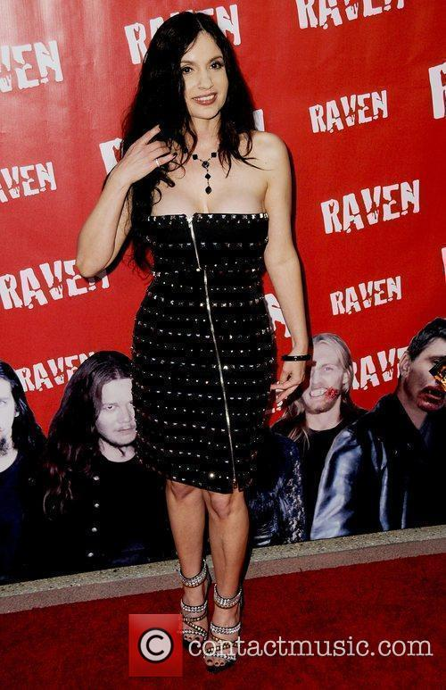 The World premiere of 'Raven' held at the...