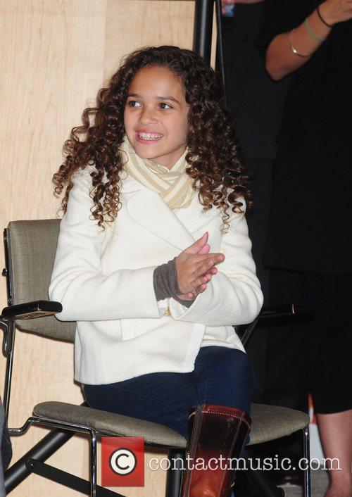 Madison Pettis Read for the Record held at...