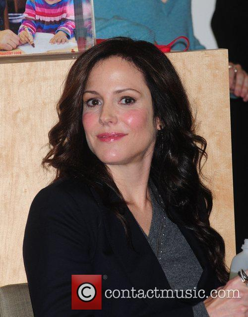 Mary-Louise Parker Read for the Record held at...