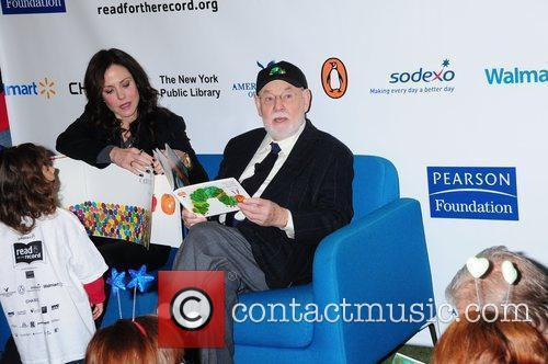 Mary-Louise Parker and Eric Carle Read for the...