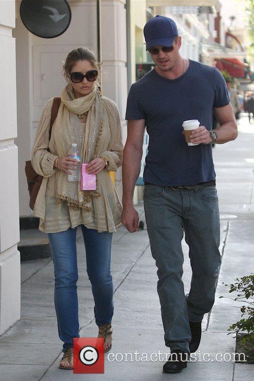 Rebecca Gayheart and Eric Dane 5