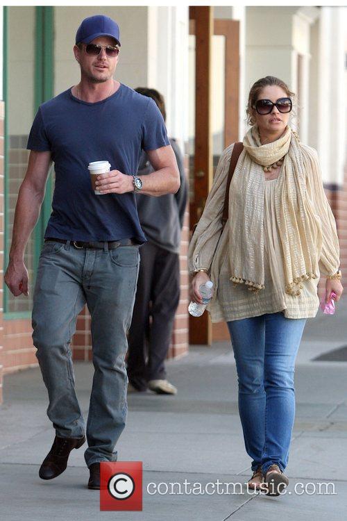 Rebecca Gayheart and Eric Dane 6