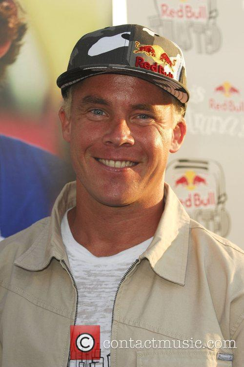Kevin Robertson Red Bull toasted event held at...