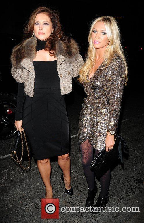Slavica Ecclestone and Petra Ecclestone  The Red...