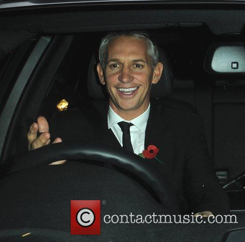 Gary Lineker The Red Room Opening Party at...