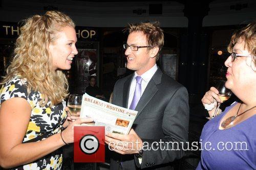 Reid Rosenthal Where Magazine hosts the Bacherlorette Reid...