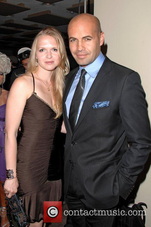 Billy Zane and guest 2nd annual IREO Renewable...
