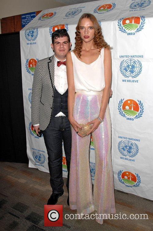 Masha Rudenko and guest 2nd annual IREO Renewable...