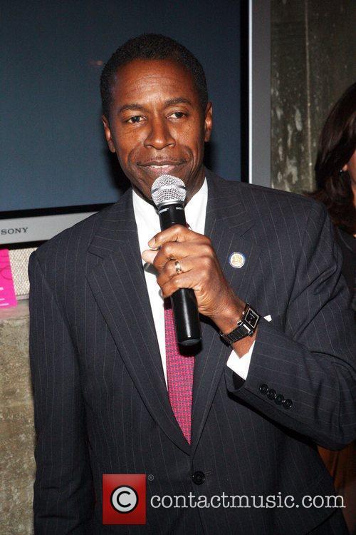 Rev. Al Sharpton's 55th Birthday celebration and his...