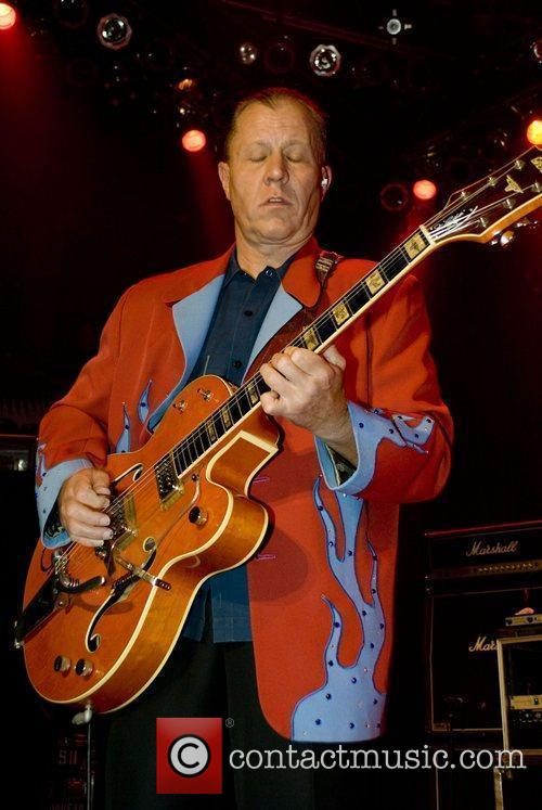 the reverend horton heat perform at the house of blues 13 pictures. Black Bedroom Furniture Sets. Home Design Ideas
