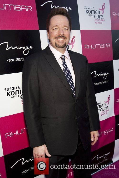 Terry Fator The opening of Rhumbar at The...
