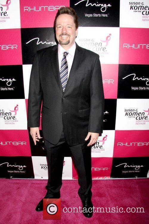 Terry Fator Grand opening of Rumbar and launch...