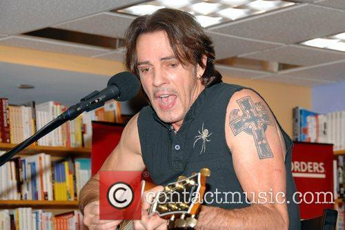 Rick Springfield Performs 4
