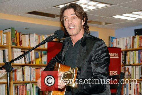 Rick Springfield Performs 8