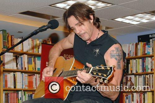 Rick Springfield Performs 7