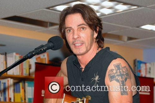 Rick Springfield Performs 1