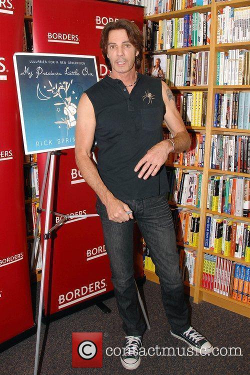 Rick Springfield Performs 11