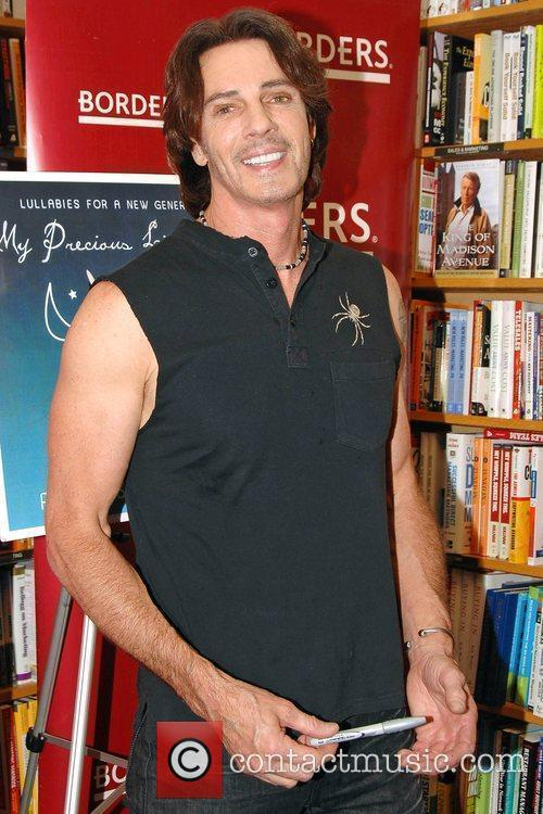Rick Springfield Performs 3