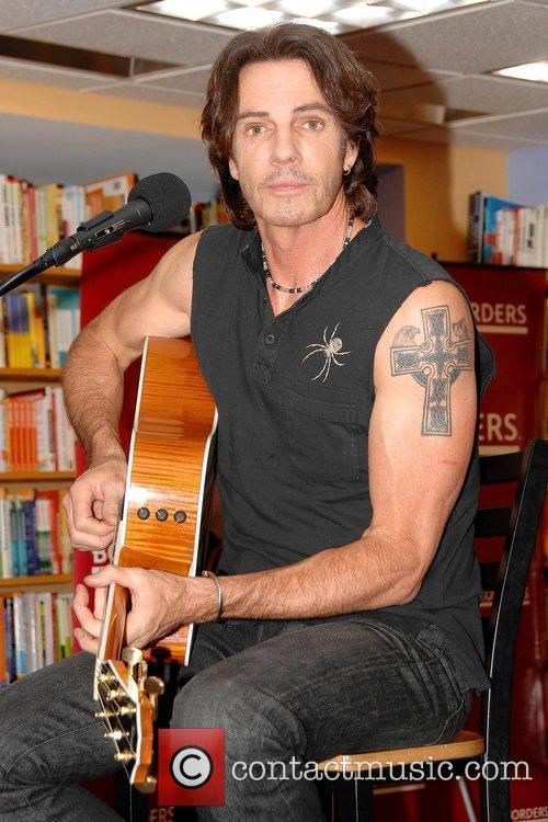 Rick Springfield Performs 5