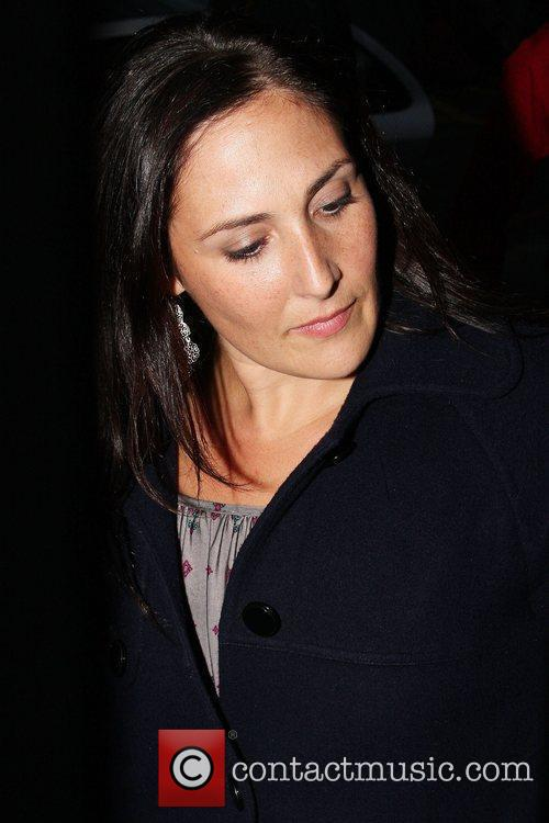Ricki Lake leaving The Paul O'Grady Show