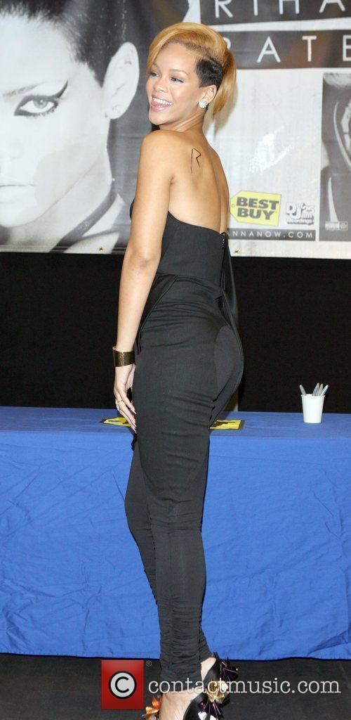 Rihanna and Def Jam 20