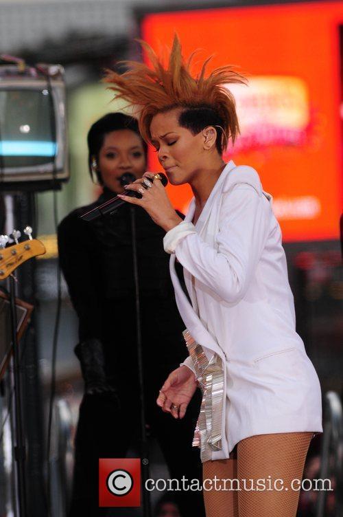 Rihanna 123