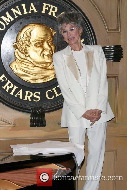 Rita Moreno attends an event celebrating her illustrious...