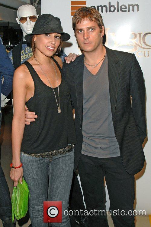 Marisol Thomas and Rob Thomas Rob Thomas' new...